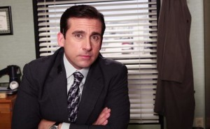 carell michael scott