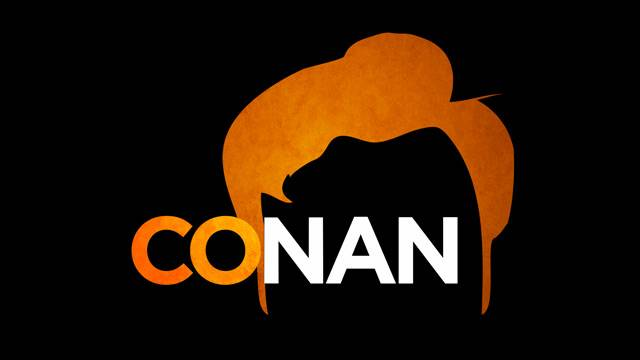 Conan's New Logo Revealed!