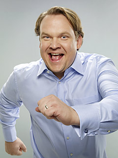 Official: Andy Richter Will be on Conan