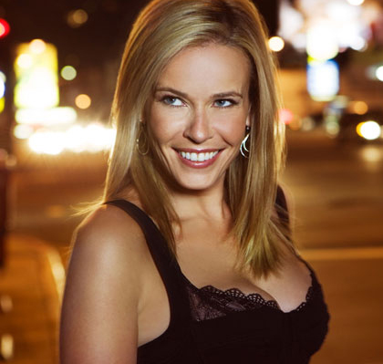 Chelsea Handler Dating 50 Cent?
