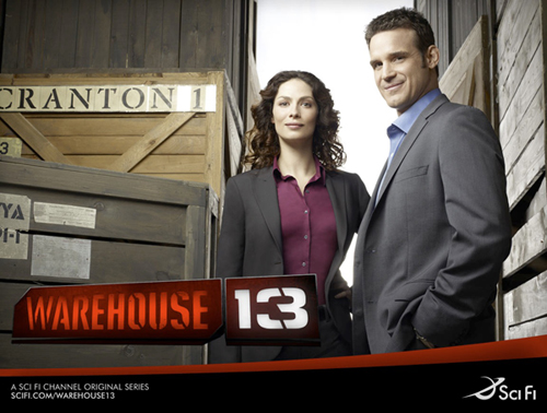 SyFy Officially Renews Warehouse 13