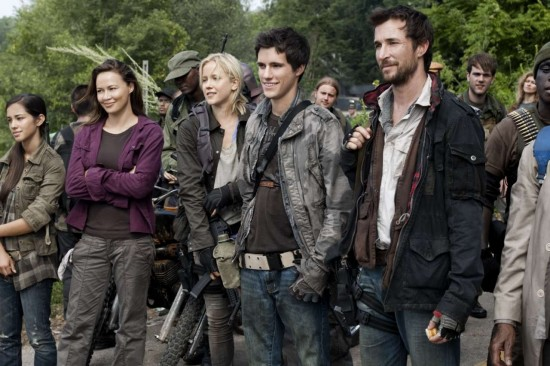Trailer for Falling Skies