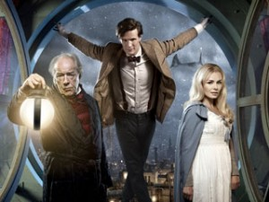 Preview of Doctor Who Christmas Special