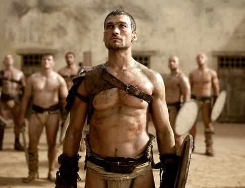 Starz Confirms Second Season of Spartacus: Blood and Sand