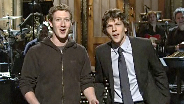 Watch Mark Zuckerberg on SNL