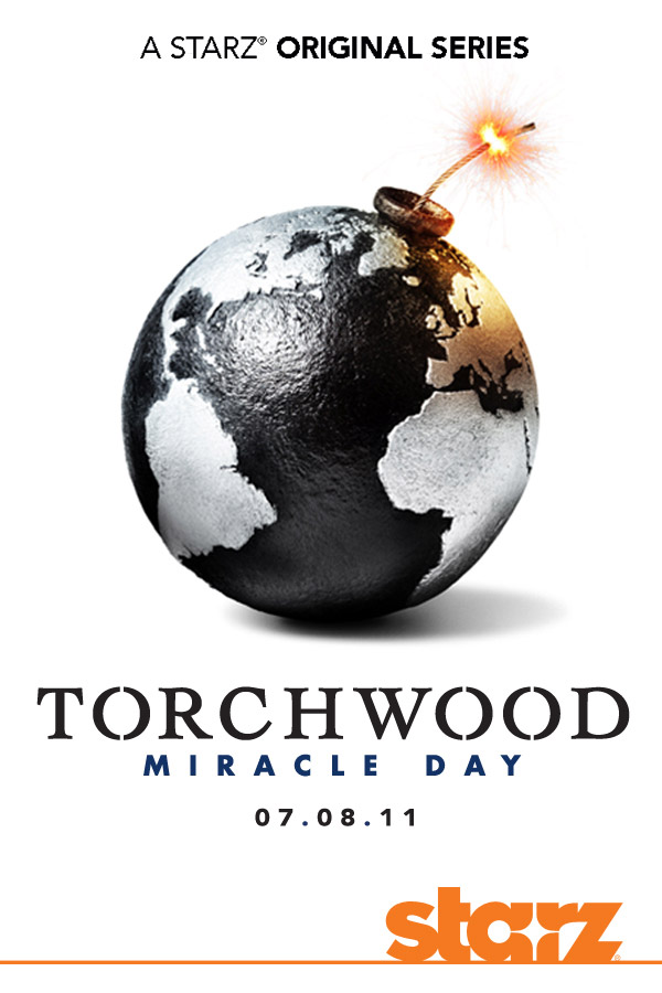 Torchwood Season 4 Premiere Date Set, Poster Released