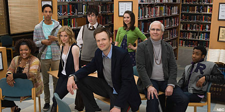 NBC Renews Community, The Office and Parks and Recreation