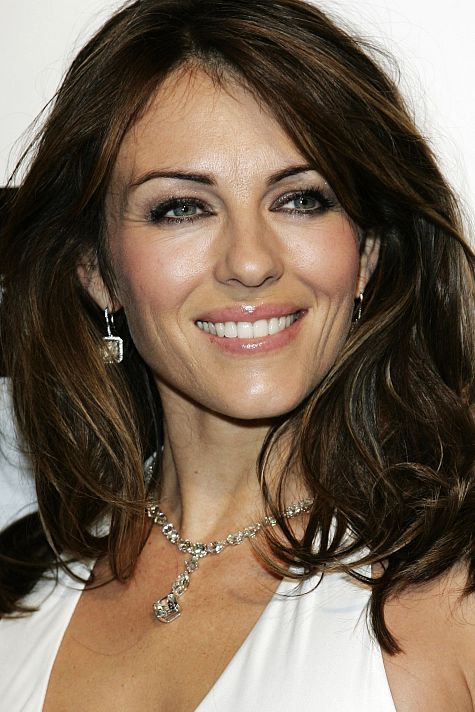 Elizabeth Hurley to Play Wonder Woman Villain