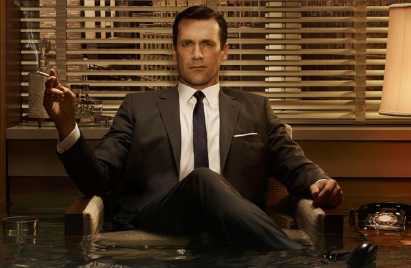 Mad Men Season 5 Delayed?