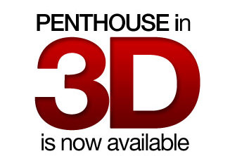 Penthouse Magazine Launches the World's First Adult 3D Channel