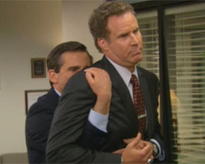 First Look at Will Ferrell on The Office
