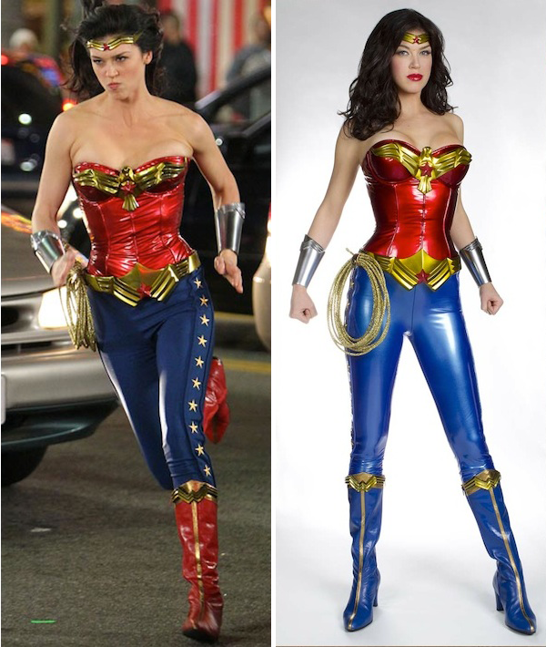 Wonder Woman Already Got a Makeover