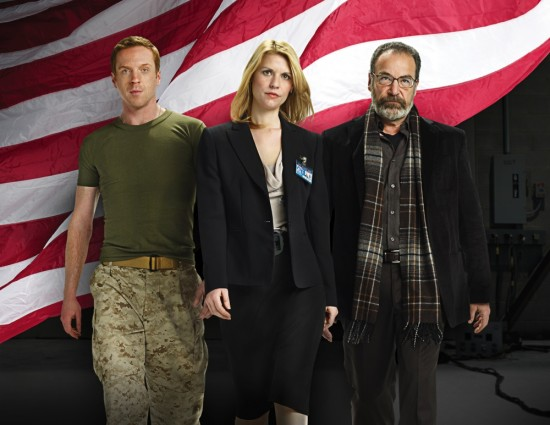 First Look at Claire Danes in Showtime's Homeland