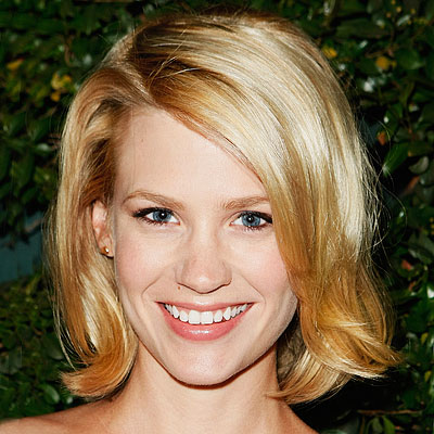 Mad Men's January Jones is Pregnant