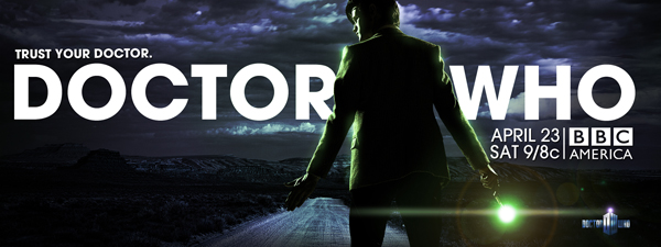 Doctor Who Trailer Released