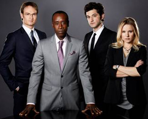 Showtime Orders House of Lies Starring Don Cheadle and Kristen Bell