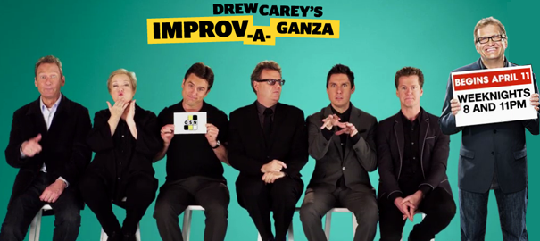 Review: Drew Carey's Improv-A-Ganza