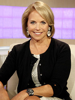 Katie Couric Announces Departure from CBS Evening News