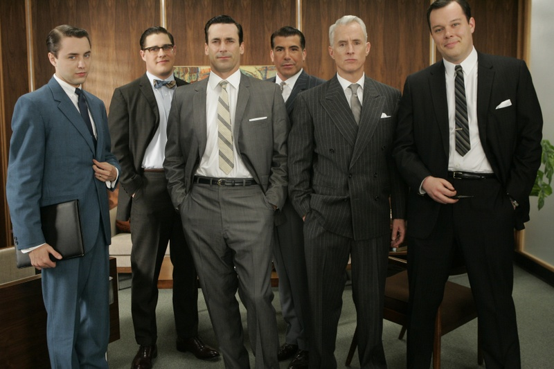 Netflix Acquires Streaming Rights for Mad Men