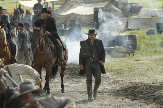 AMC Previews Hell on Wheels