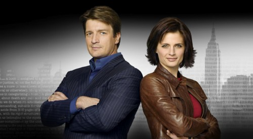 Castle Comes to TNT