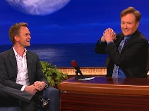 Conan to Appear on How I Met Your Mother?