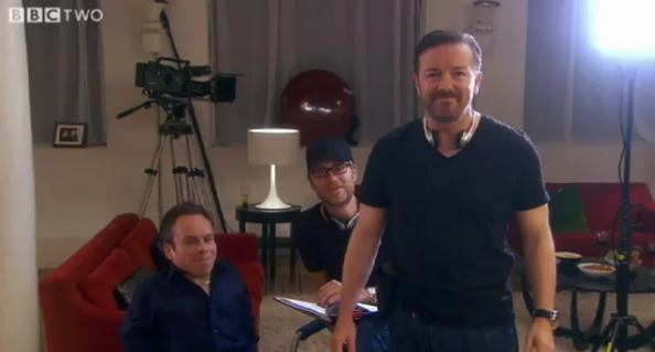 Preview of Ricky Gervais' Life's Too Short