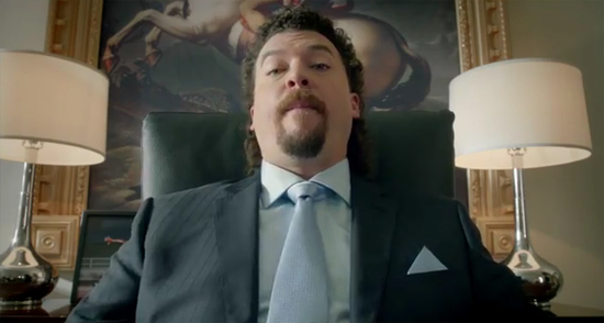 Kenny Powers Becomes CEO of K-Swiss