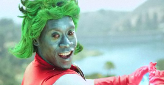 Video: Don Cheadle as Captain Planet