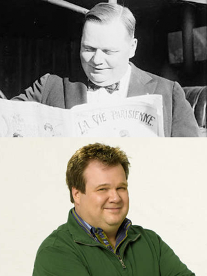 Eric Stonestreet to Play Fatty Arbuckle for HBO