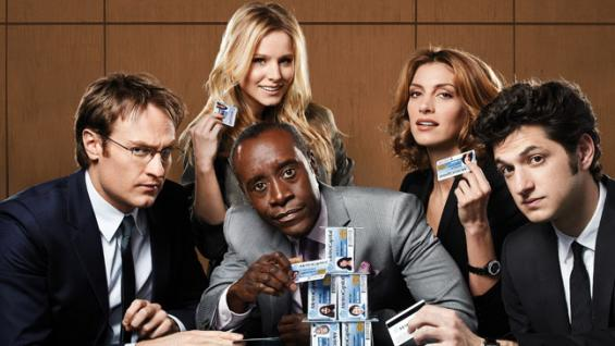 Showtime Releases Trailer for House of Lies Starring Don Cheadle and Kristen Bell