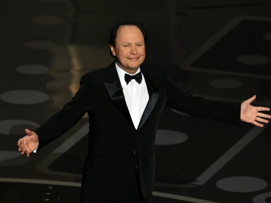 Eddie Murphy Out, Billy Crystal In as Oscar Host