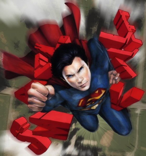 Smallville to Continue on Via Comic Book