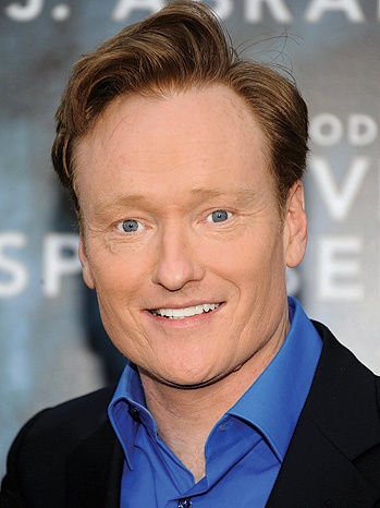 Conan O'Brien to Appear on Late Show