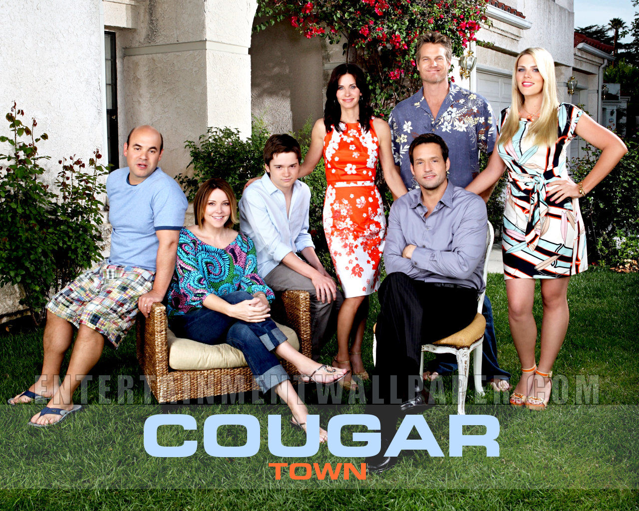 Cougar Town Renewed for a 4th Season… On TBS