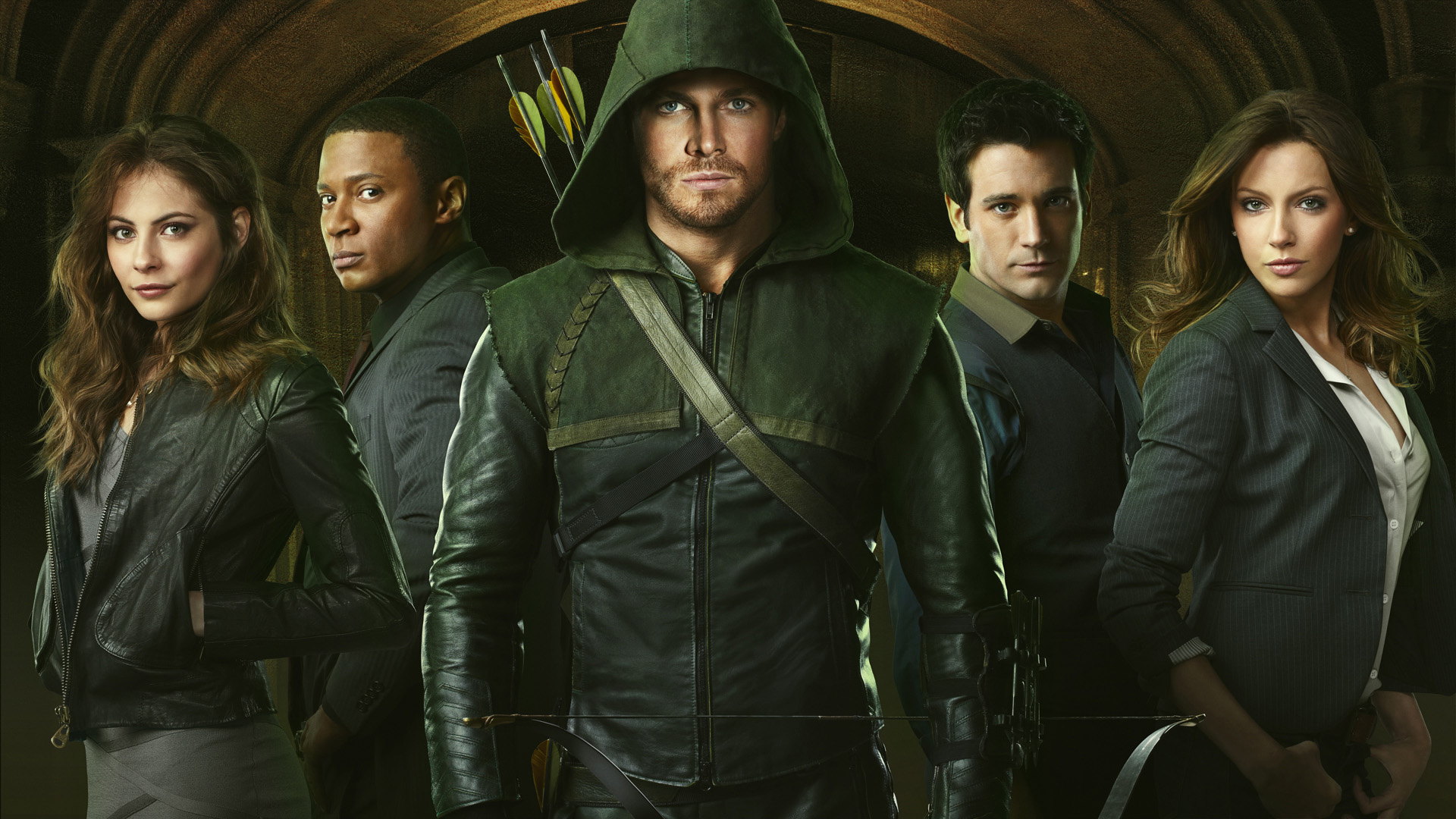 The CW Announces Fall 2013 Schedule