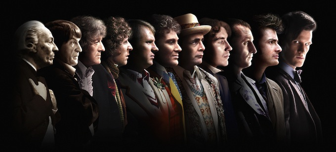 Doctor Who 50th Anniversary Trailer Released